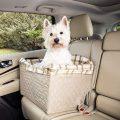 PetSafe - Siège de Sécurité pour Animaux Deluxe PetSafe Solvit, Siège de Voiture pour Chien avec Housse, Confortable