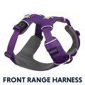 Ruffwear Harnais de tous les jours pour chien, Pour l'aventure, Chiens de très petite taille, Ajustement sur mesure, Taille XS,...